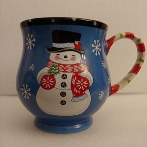 Christmas mug in gift box
